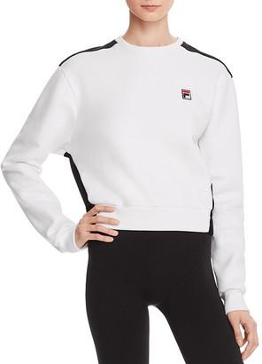 FILA Felicity Sweatshirt $75 thestylecure.com