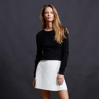 Minnie Rose - Tennis Skirt $106 thestylecure.com
