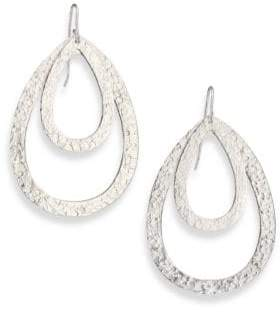 Stephanie Kantis Paris Double Teardrop Earrings