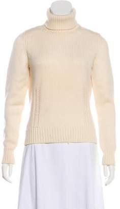 Celine Wool Turtleneck Sweater wool Wool Turtleneck Sweater