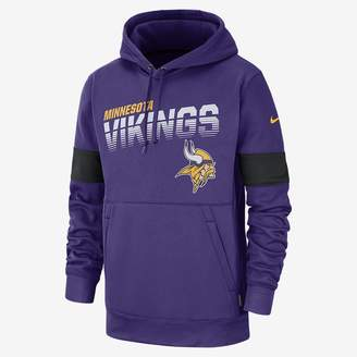 Nike Men's Hoodie Therma (NFL Vikings)
