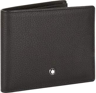 Montblanc Bilfold Grain Leather Wallet