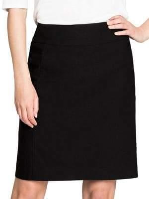 Nic+Zoe Petites Petite Wonder Stretch Pull-On Skirt