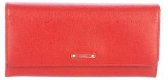 Fendi Leather Crayons Wallet