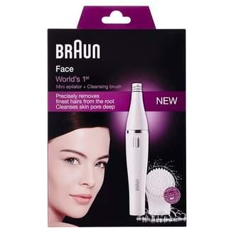 Braun Mini Epilator + Cleansing Brush 1 Kit