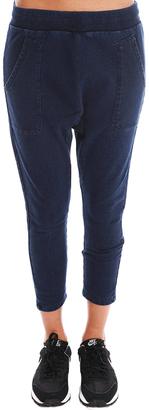 Alternative Apparel Denim Harem Pants $215 thestylecure.com