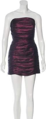 Maison Margiela Ruched Mini Skirt Set w/ Tags