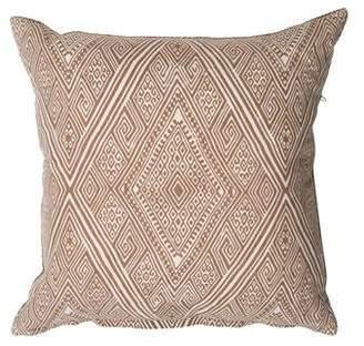 John Robshaw Linen Throw Pillow