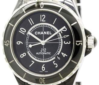 Chanel J12 H2980 Ceramic Black Dial Automatic 42mm Mens Watch