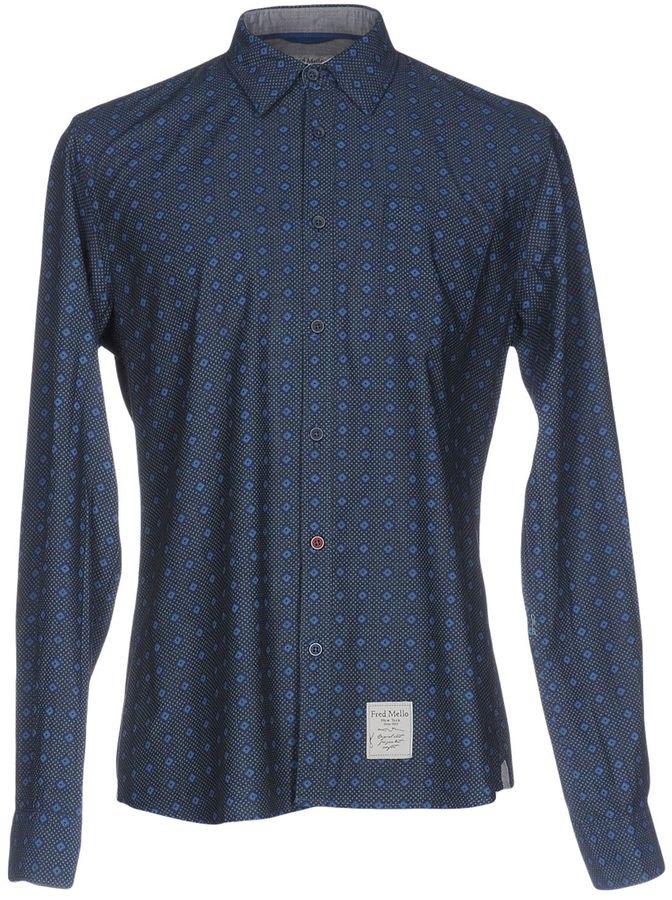 Fred Mello Shirts - Item 38642262