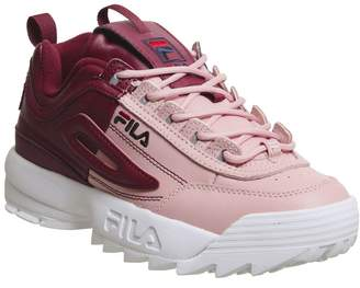 Fila trainers for women shopstyle uk
