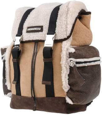 DSQUARED2 Backpacks & Fanny packs - Item 45363983JO