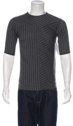 Y/Project Striped Wool T-Shirt