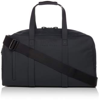 HUGO BOSS Rubber Waterproof Holdall