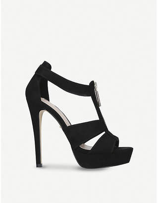 Carvela Girly strappy suedette sandals