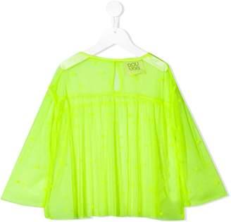 Douuod Kids sheer blouse