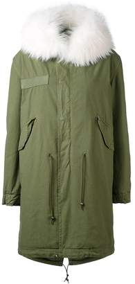 Mr & Mrs Italy Army long parka