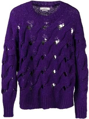 Etoile Isabel Marant chunky knit jumper