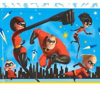"American Greetings Incredibles 2 Plastic Table Cover, 54"" x 96"""