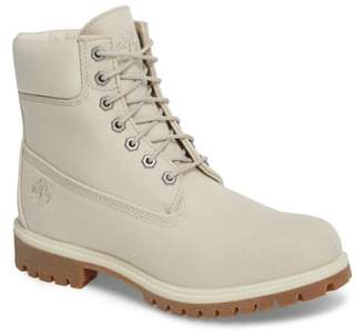 Timberland Six Inch Premium Canvas Boot