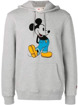 Levi's x Disney print hoodie