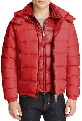 Moncler Brique Down Jacket $1,425 thestylecure.com