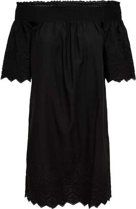 Dorothy Perkins Womens **Only Black Off Shoulder Dress