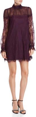 LIKELY Amarella Lace Shift Dress
