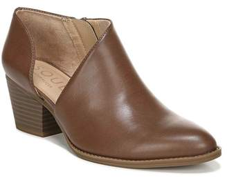 Naturalizer SOUL Suzette Cutout Ankle Bootie - Wide Width Available