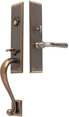 Rejuvenation Putman Classic Lever Exterior Door Set