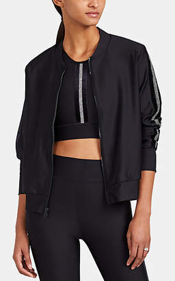 ULTRACOR Women's Stealth Crystal-Embellished Jacket - Black