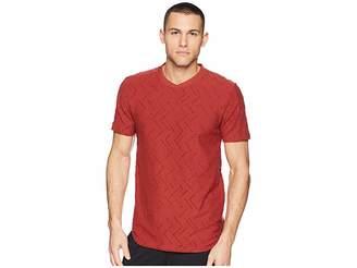 adidas Jacquard Tee Men's T Shirt