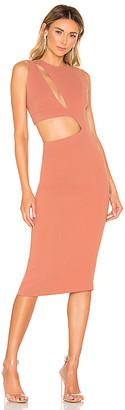 NBD Kiari Midi Dress