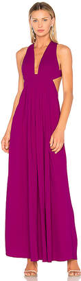 Jill Stuart Empire Cut Out Gown
