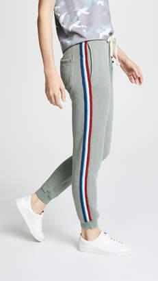 Sol Angeles Roma Side Stripe Jogger Pants