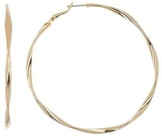 Panacea Twist Hoop Earrings