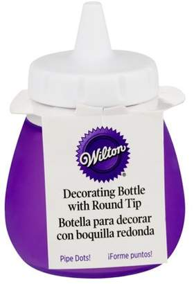 Wilton Decorating Bottle with Round Tip, 1.0 CT