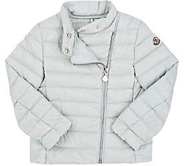 Moncler Kids' Amy Down-Quilted Jacket - Gray