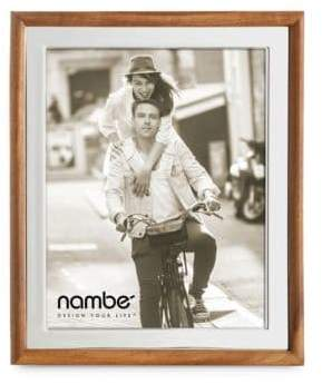 Nambe Wooden Hayden Picture Frame