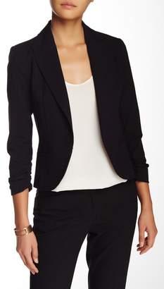 Amanda & Chelsea Signature 3/4 Length Sleeve Blazer $180 thestylecure.com