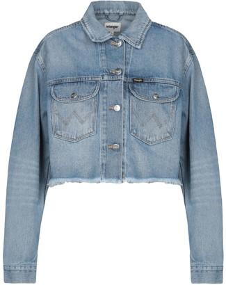 Wrangler Denim outerwear - Item 42692993HS