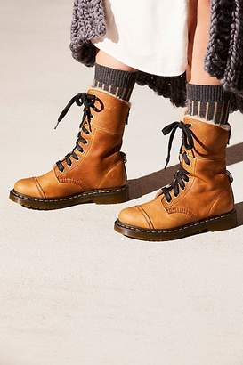 715cc165db4b at Free People · Dr. Martens Aimlita Lace-Up Boot