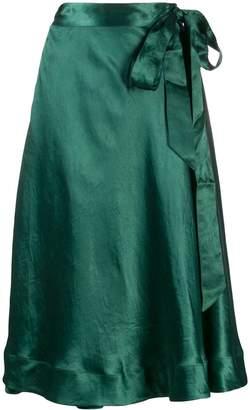 Bellerose tie waist skirt