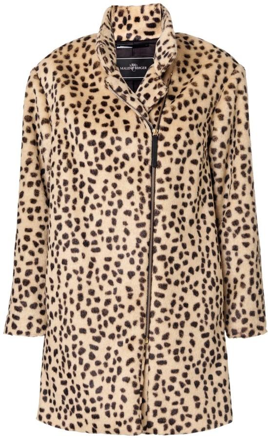 By Malene Birger Elasia Leopard Coat