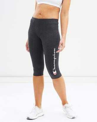 Champion Essential Knee Length Capri Tights