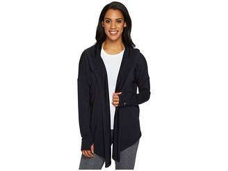 Under Armour Modal Terry Open Closure Cardigan Women's Sweater