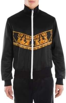 Versace Baroque Stripe Track Jacket