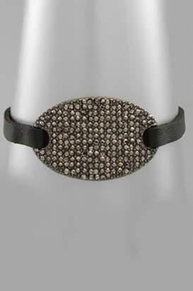 Embellish Pave Magnetic Bracelet