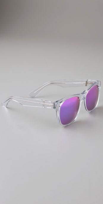 Super Sunglasses Crystal Sunglasses