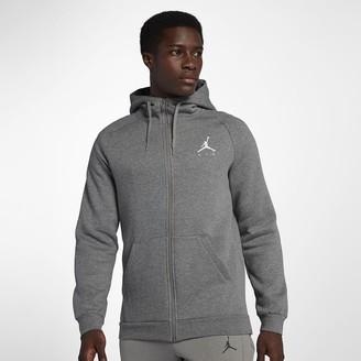 Nike Men's Fleece Full-Zip Hoodie Jordan Jumpman